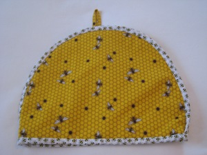 Honeycomb Tea Cozy