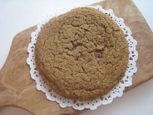 GF Molasses Cookie
