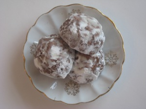 Mocha Nut Balls 1