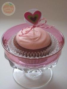 Pink Velvet Cupcake 1
