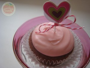 Pink Velvet Cupcake 2