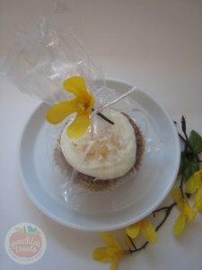 Carrot Cake Cupcake 1