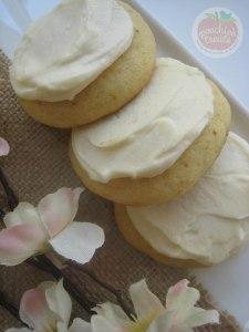 Orange Creamsicle Cookies 1