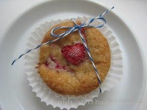 Mini Strawberry Bread 1