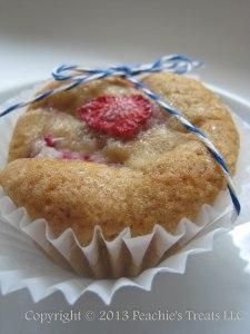 Mini Strawberry Bread 3