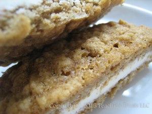 Oatmeal Cream Pie Detail 1
