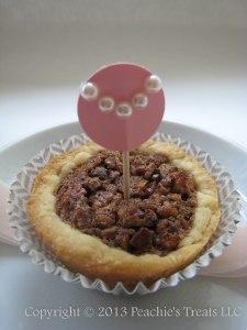 Mini Chocolate & Pecan Pie