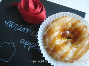 Caramel Apple Doughnut