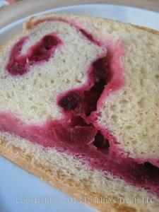 Cranberry Swirl Bread 2