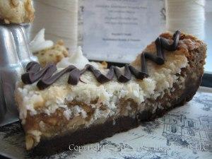 Chocolate Shortbread Blondie Bar 2