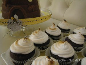 Beehive Cupcakes 1