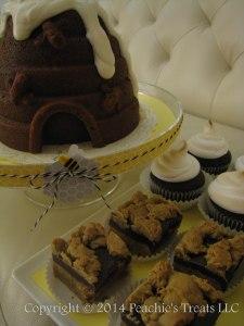 Beehive Dessert Table 1