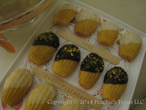 French Madeleines - All Flavors