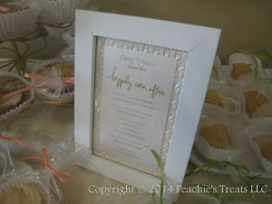 Dessert Table Sign 1