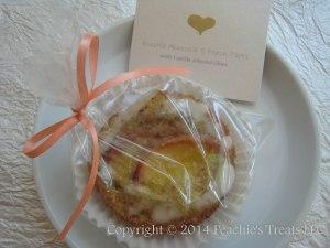 Rustic Almond Peach Tart 2
