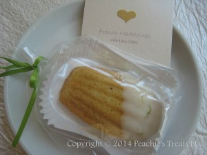French Madeleine 2