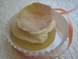 Orange Creamsicle Cookie 2