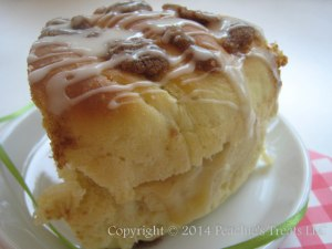 Cream-Filled Coffee Cake 2