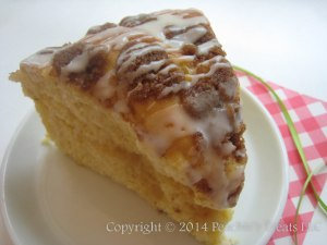 Cream-Filled Coffee Cake 1