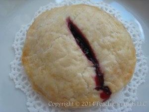 Blackberry Handheld Pie 1