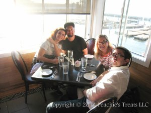 Dinner at Pier 39