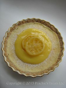 Lemon Tart 2nd Version 1
