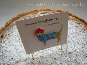 Almond Frangipane Tart 2