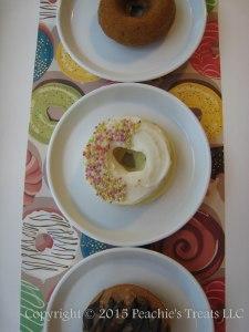 August Doughnuts