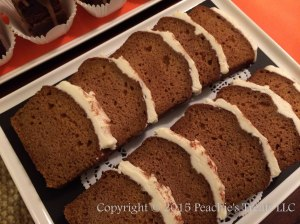 Pumpkin Bread with Cream Cheese Frosting 1