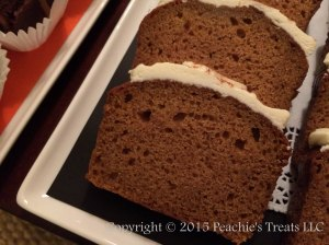 Pumpkin Bread with Cream Cheese Frosting 2