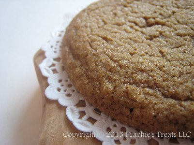 Old-Fashioned Molasses Cookie